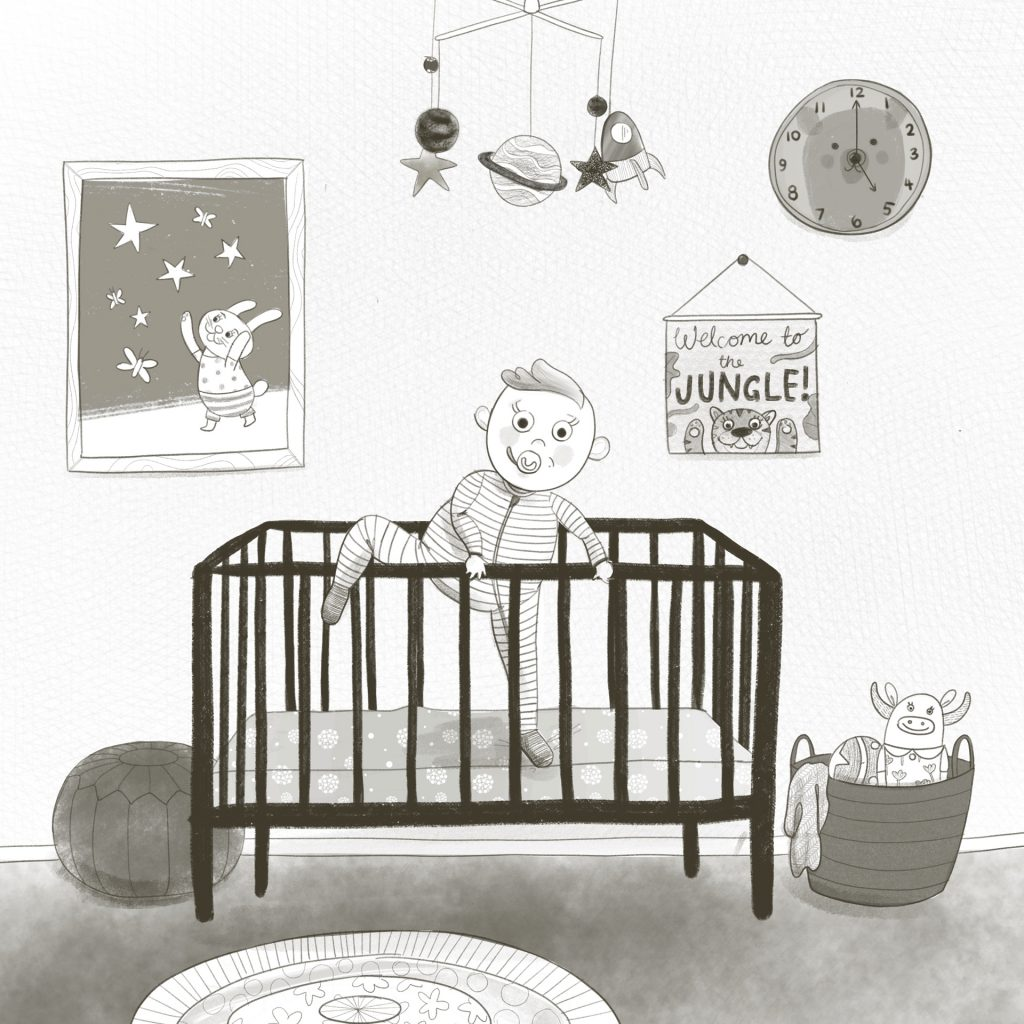 'Baby Charlie' by Amie Sabadin
