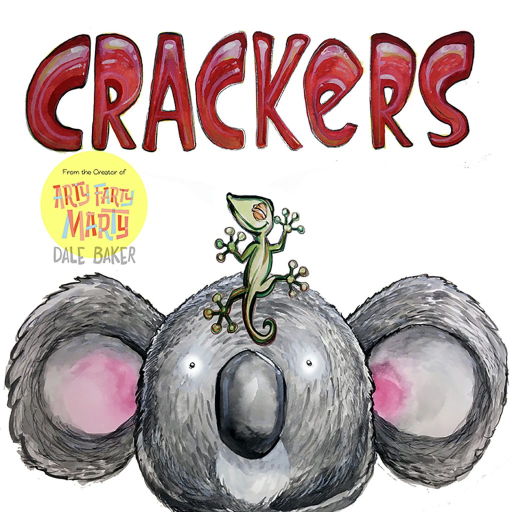'Crackers' by Dale Baker