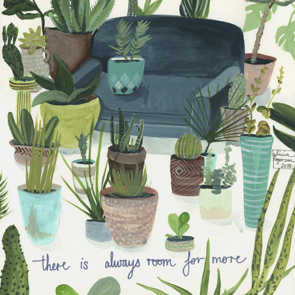 'Always Room For More' by Alicia Rogerson