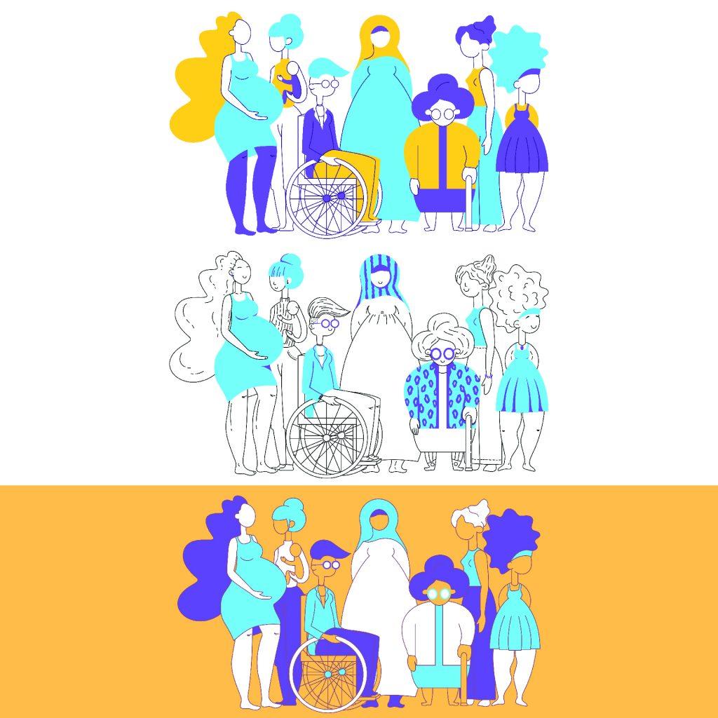 'Celebration of Women' by Pauline Murphy
