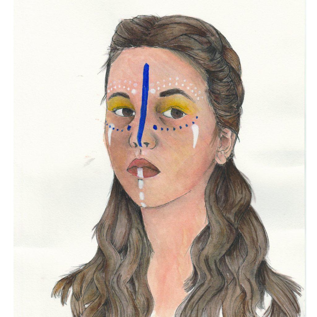 'My Girl' by Pauline Murphy