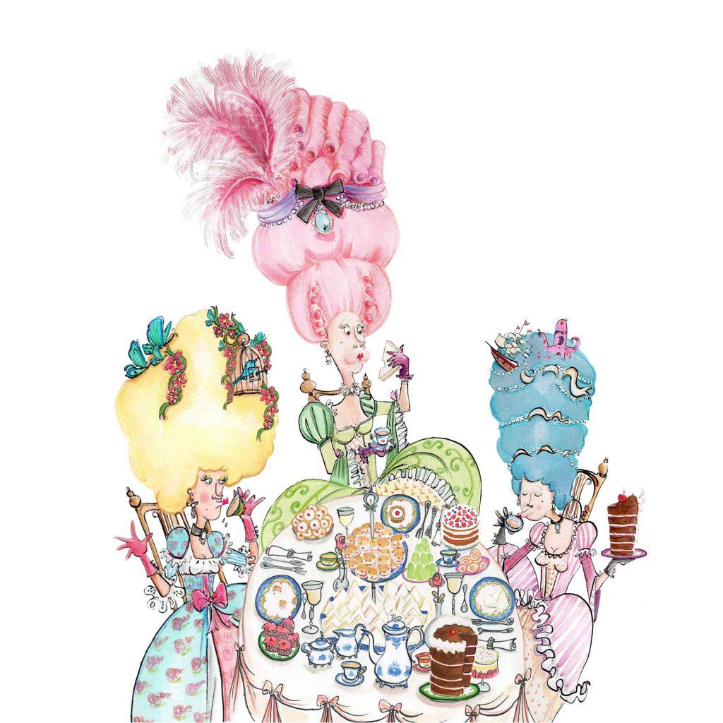 More Tea Anyone by Cherie Dignam