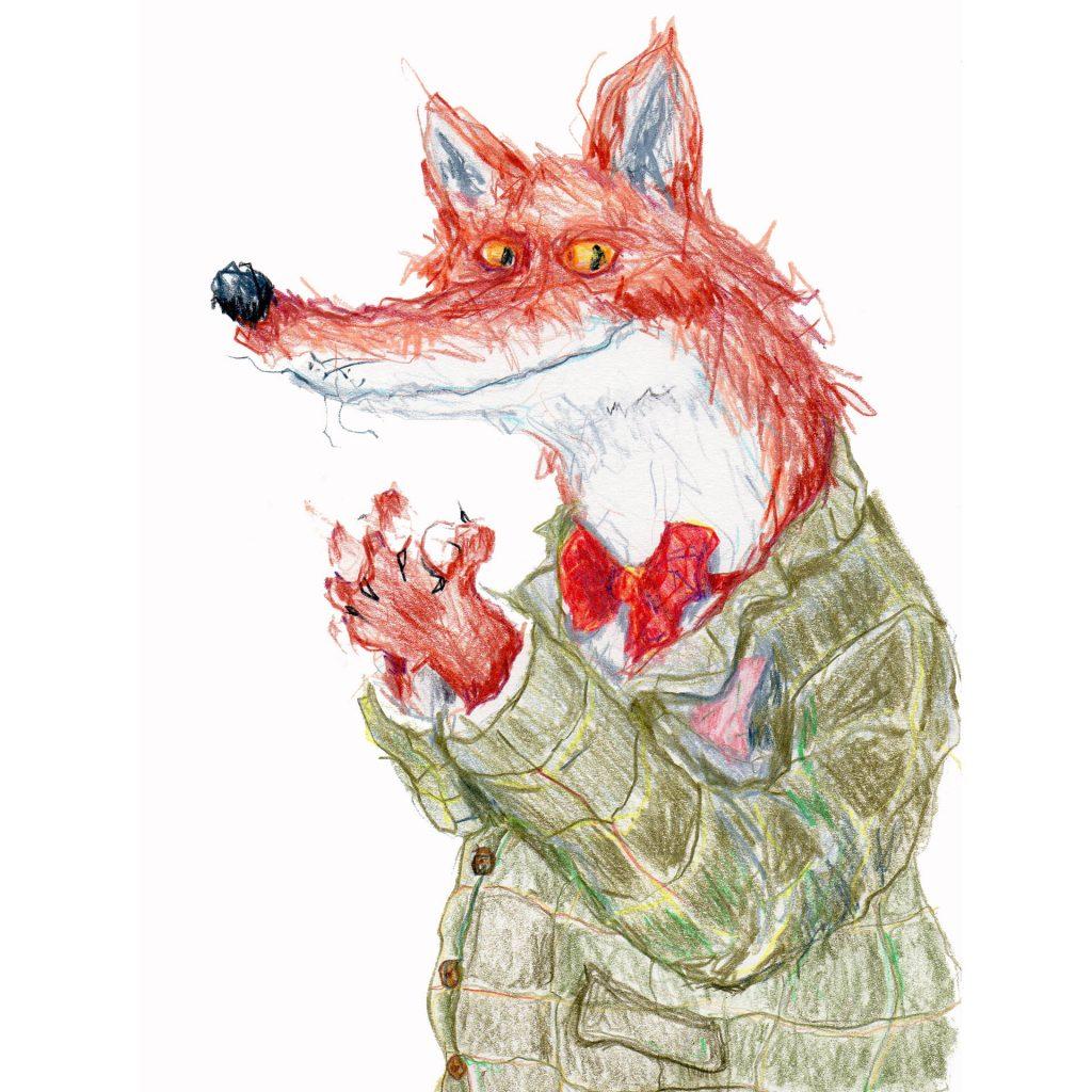 Mr Foxy by Cherie Dignam
