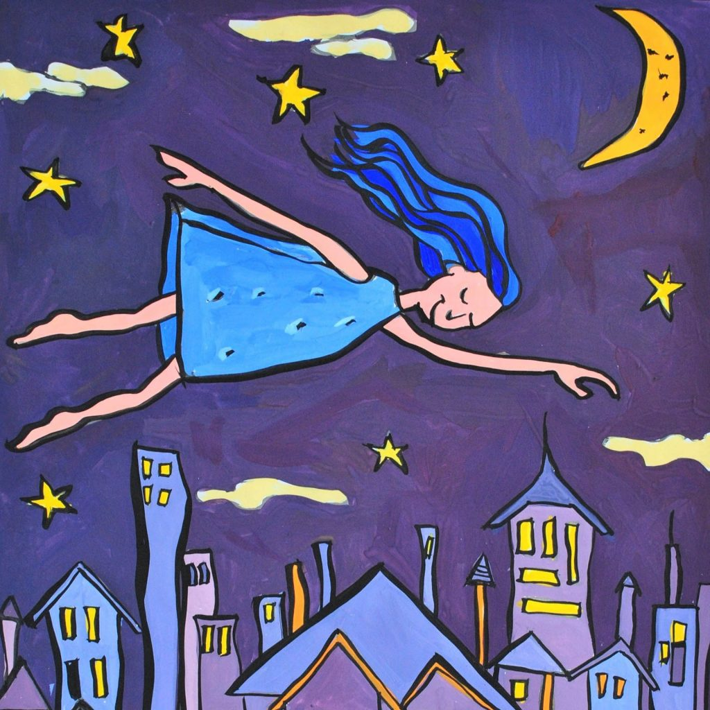 'Dream Girl' by Sharon Clark