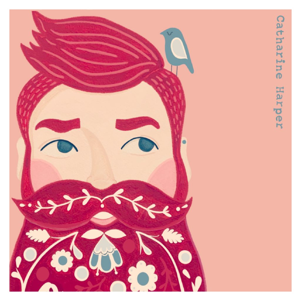 'Hipster' by Catharine Harper