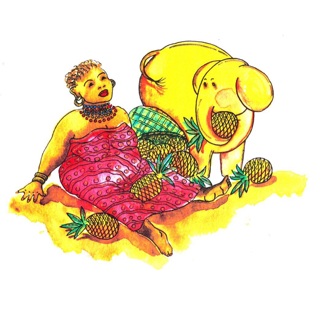 Yellow Peril by Nandina Vines