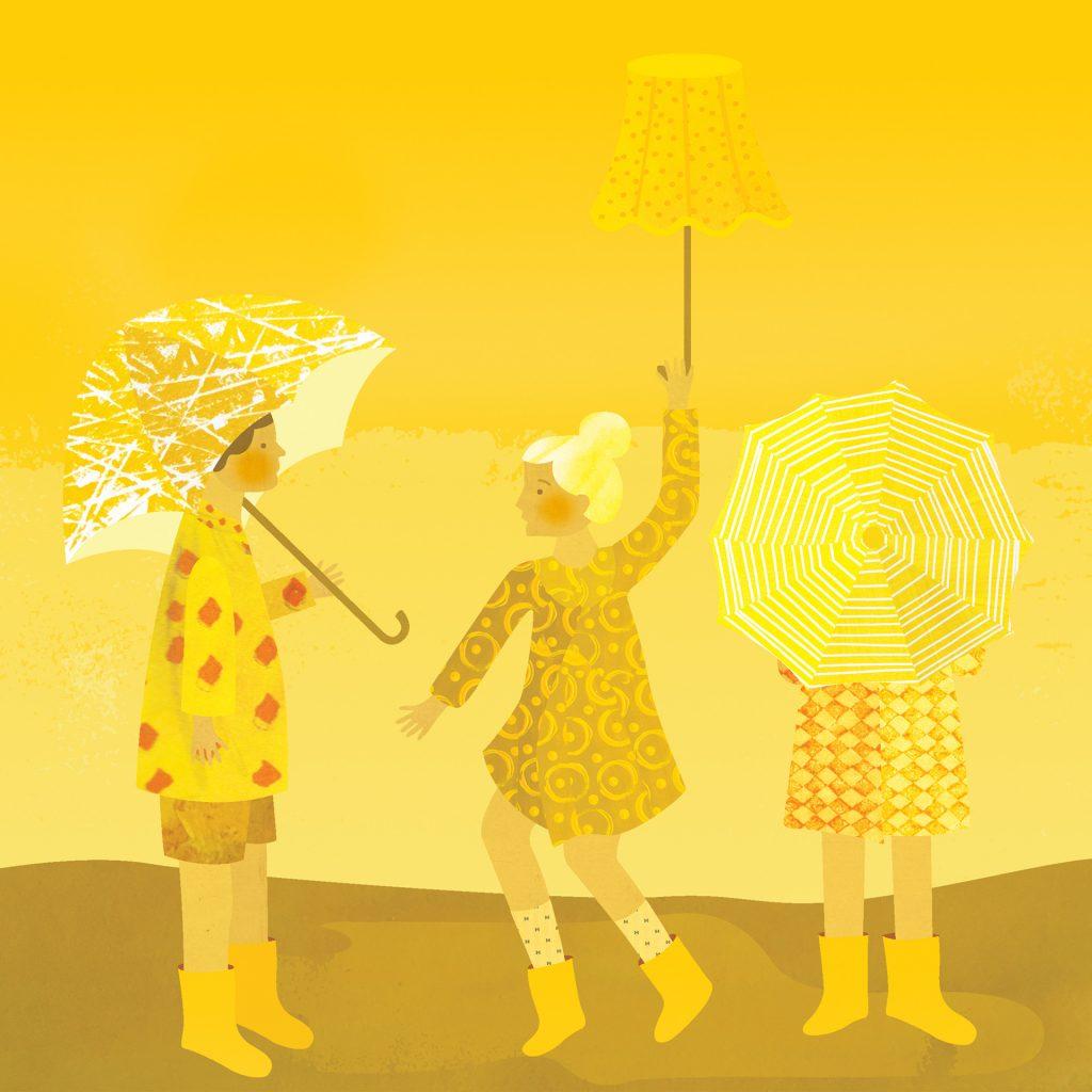 'Colour - Yellow' by Alarna Zinn