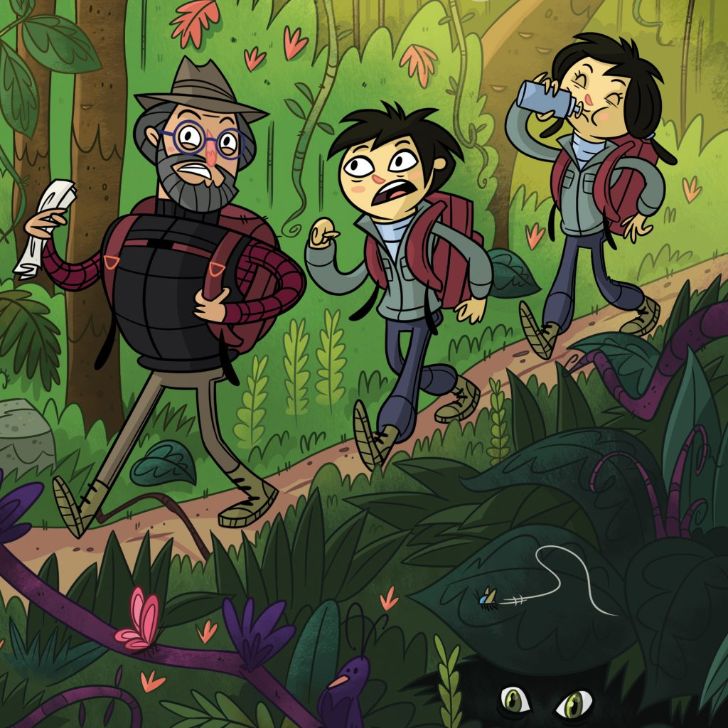 'Bug Club: Mission In The Jungle' by Adele K Thomas