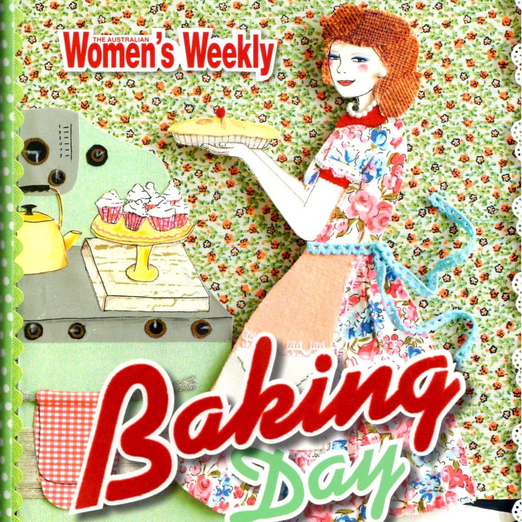 'Baking Day' Cover by Alicia Rogerson