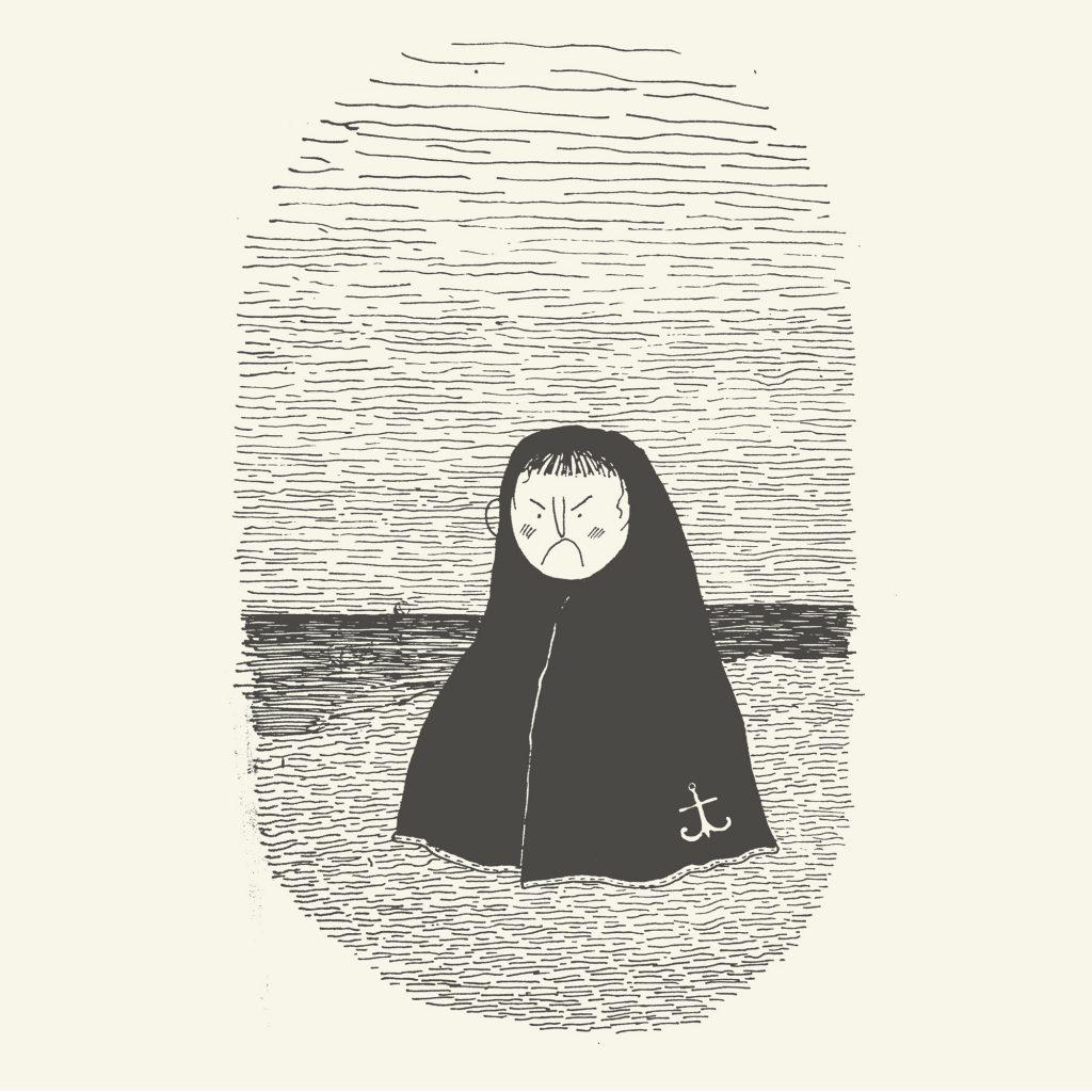 'Beach' by Anna Zobel
