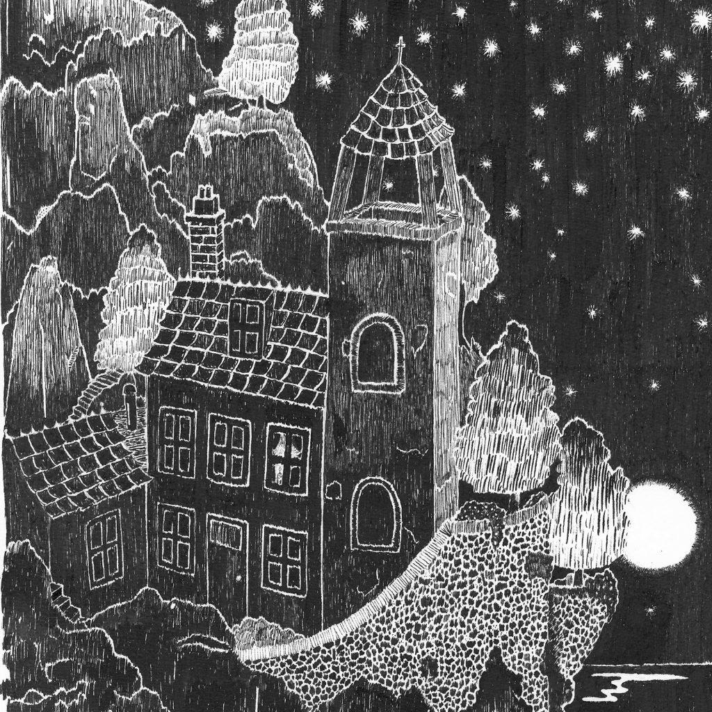 'Dark House' by Anna Zobel