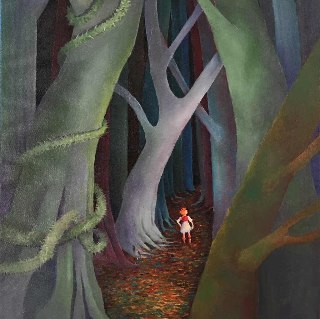 Into the Forest by Annie White