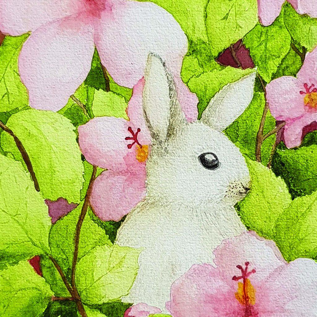 'Bunny' by Cecilia Cabalquinto