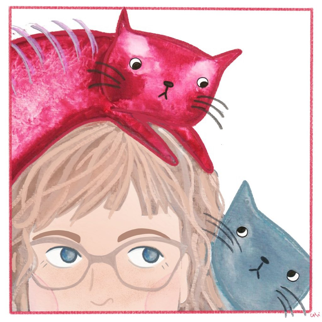 'cats' by Catharine Harper