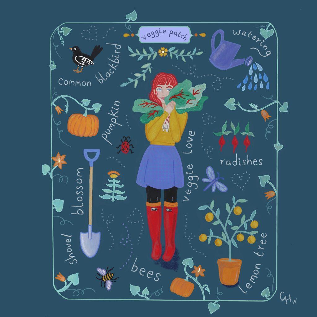 'garden' by Catharine Harper