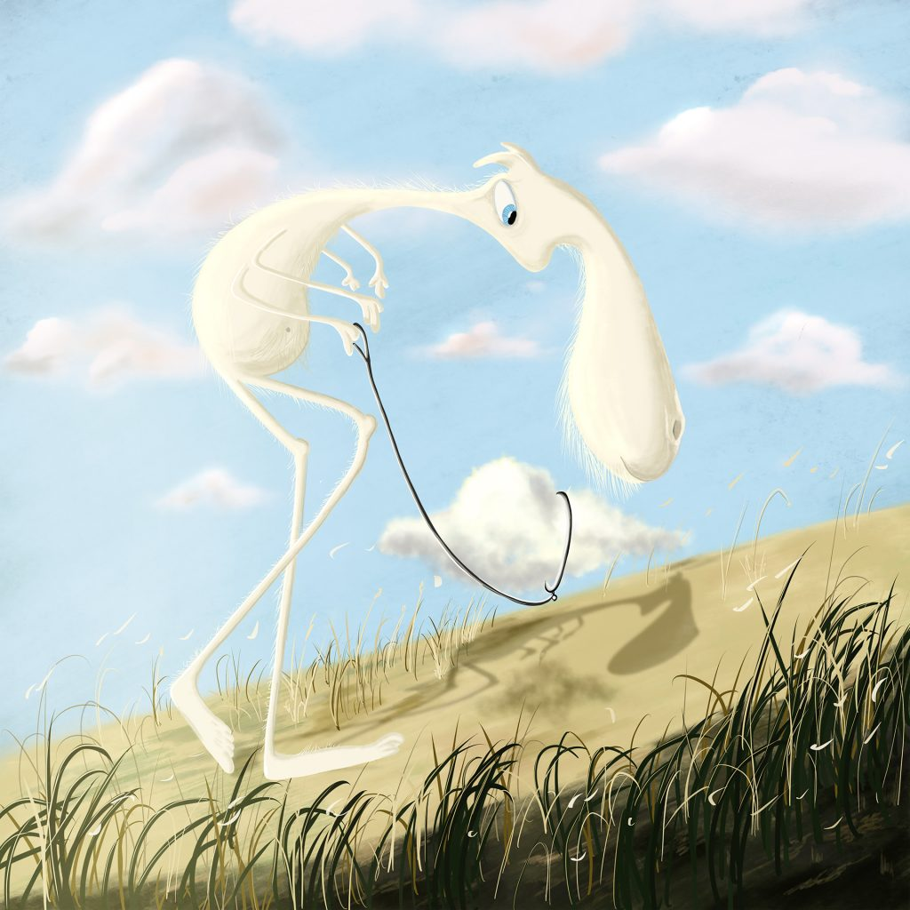 My Pet Cloudy by Will Colenso