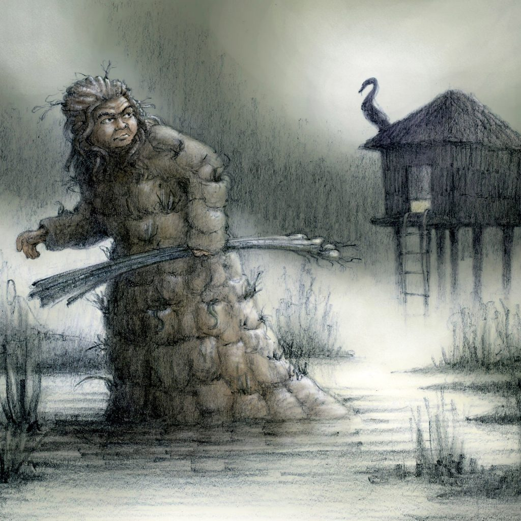 'Eadie the Marsh Aunty' by Dale Newman