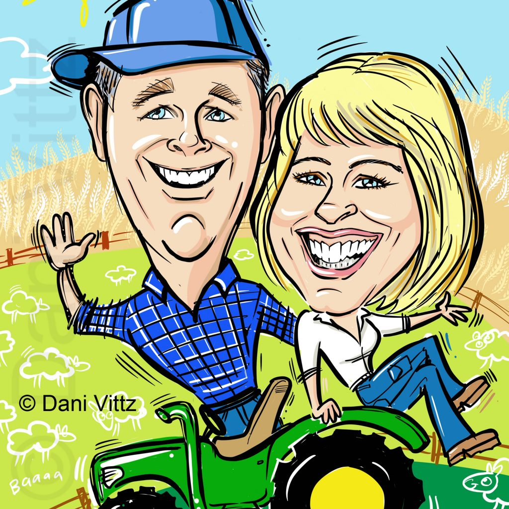 'Fun on the Farm' by Dani Vittz