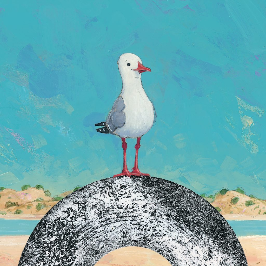 Seagull 1 by Danny Snell