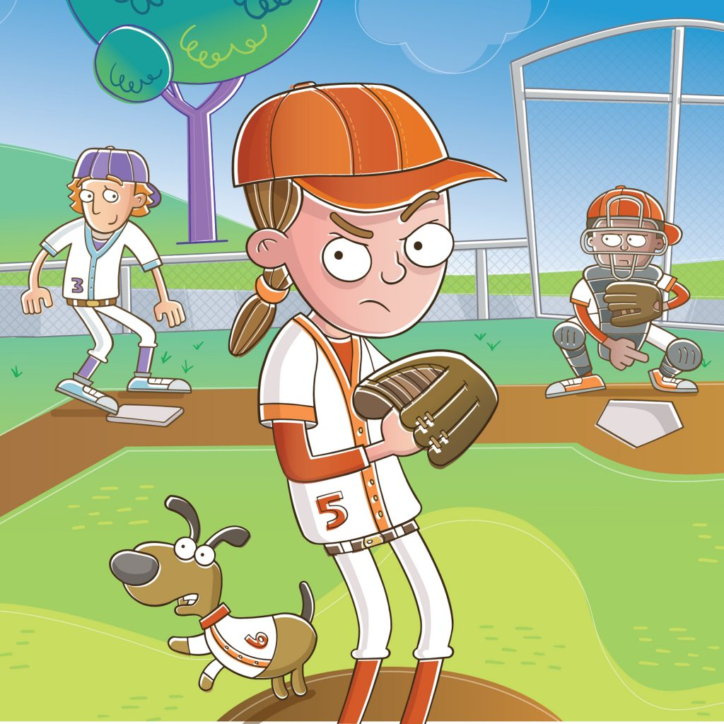 'Stealing Home_Baseball' by Vaughan Duck