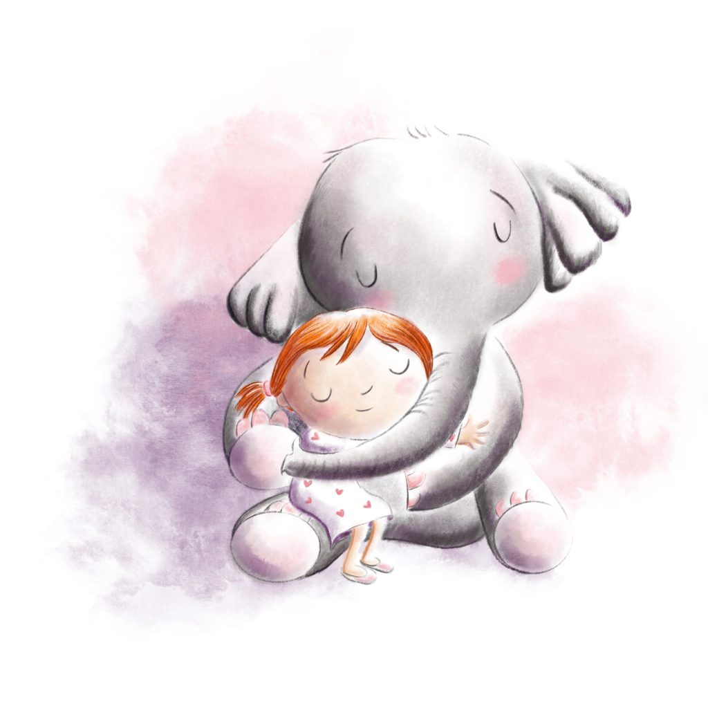 'Ellie Hug' by Ruth-Mary Smith