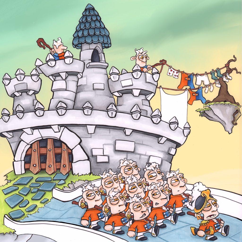 'Sheep castle' by Gub Hart