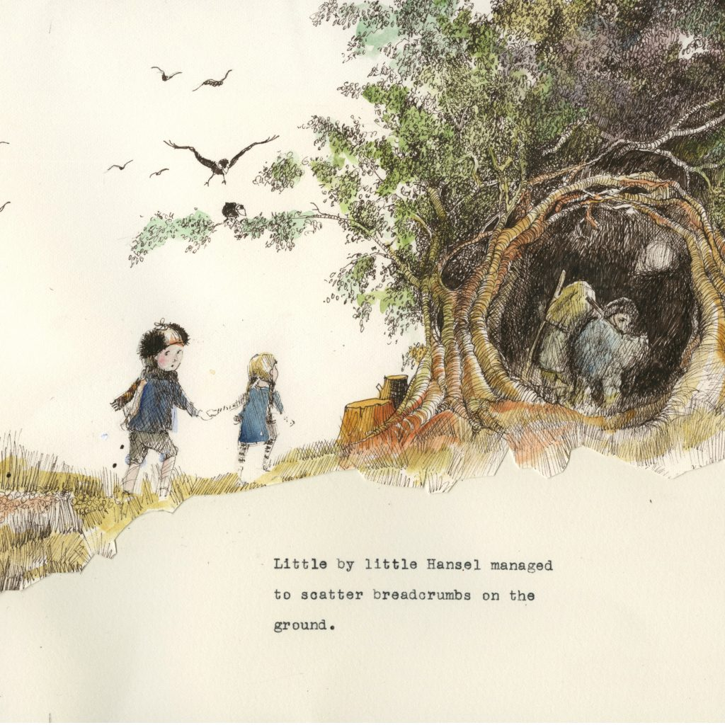 'Hansel and Gretel' by Lois Bury
