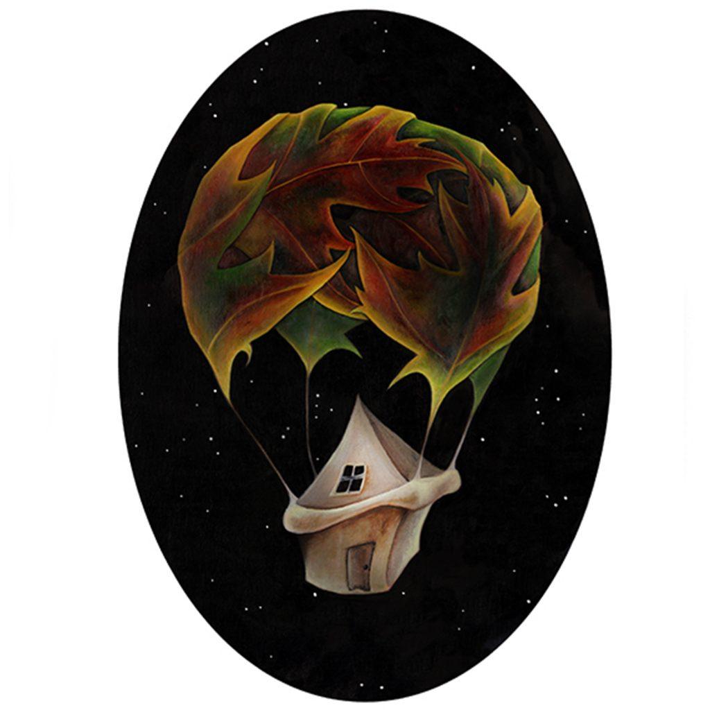 'Home' by Rhiannon Mowat
