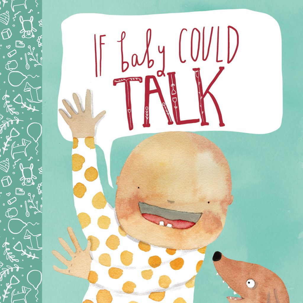 'Baby Book' by Jess Racklyeft