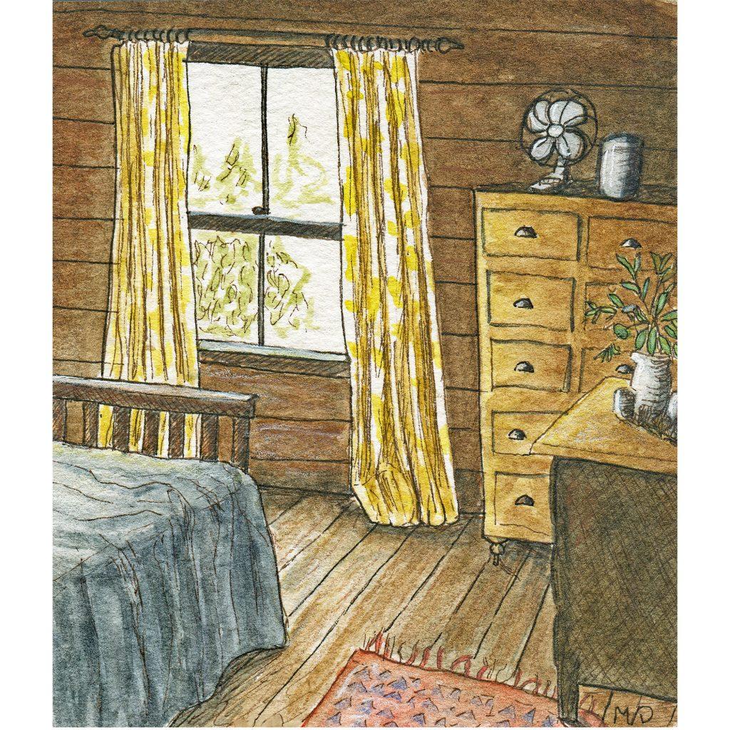 Interior by Margeaux Davis