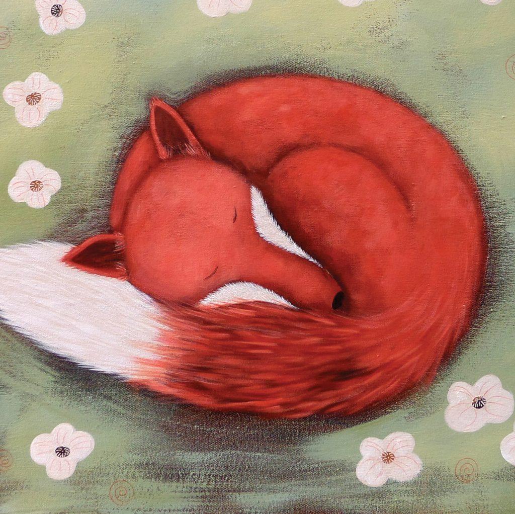 'Foxy' by Jody Pratt