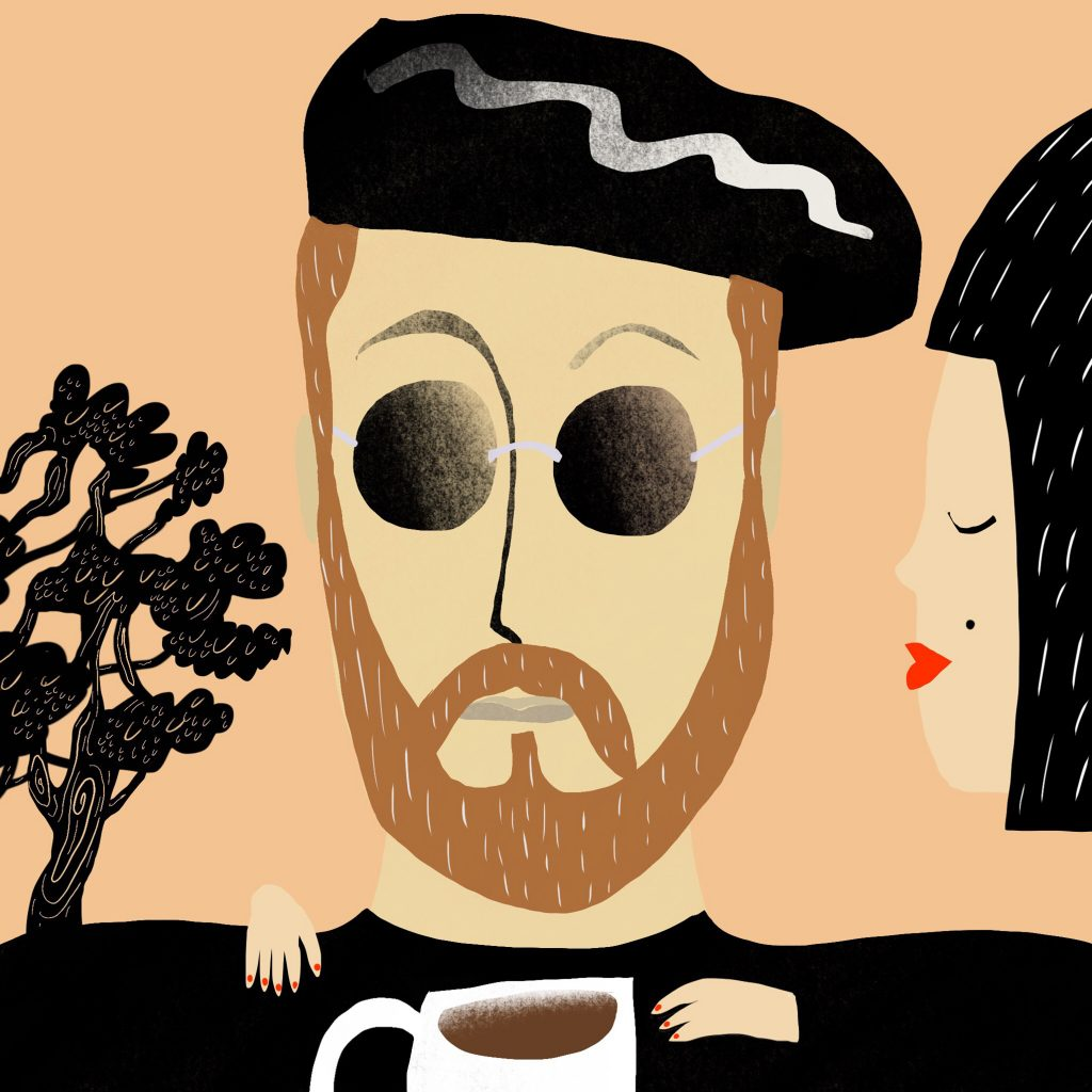 'Coffee with Style' by Steve Lo Casto
