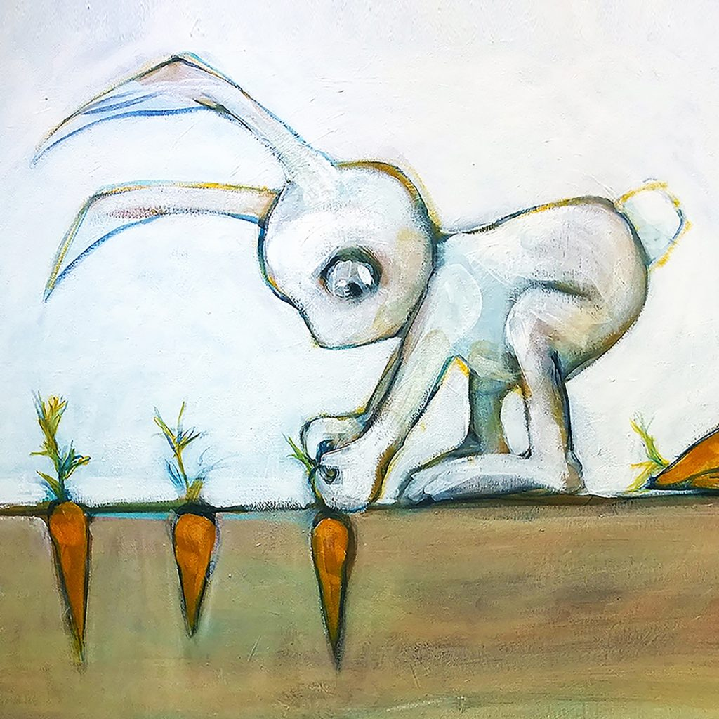 Carrots by Jane Stadermann