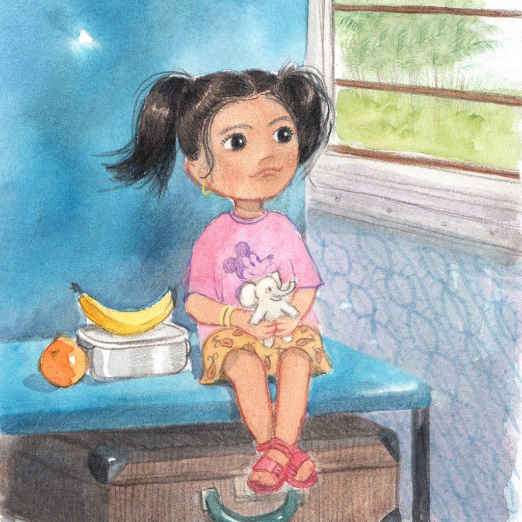 'Sweet treats' by Caroline Keys