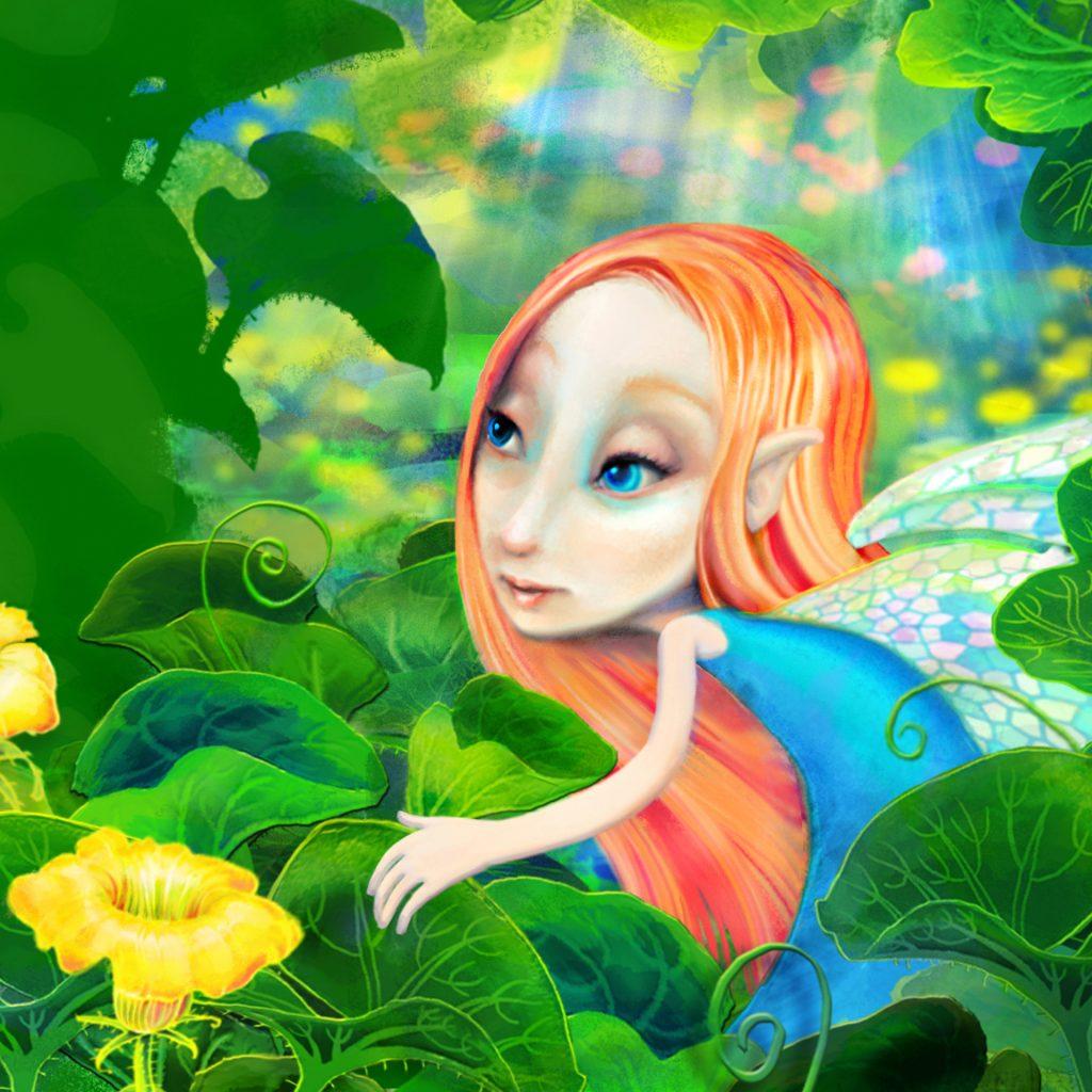 Fairy by Jo Thompson