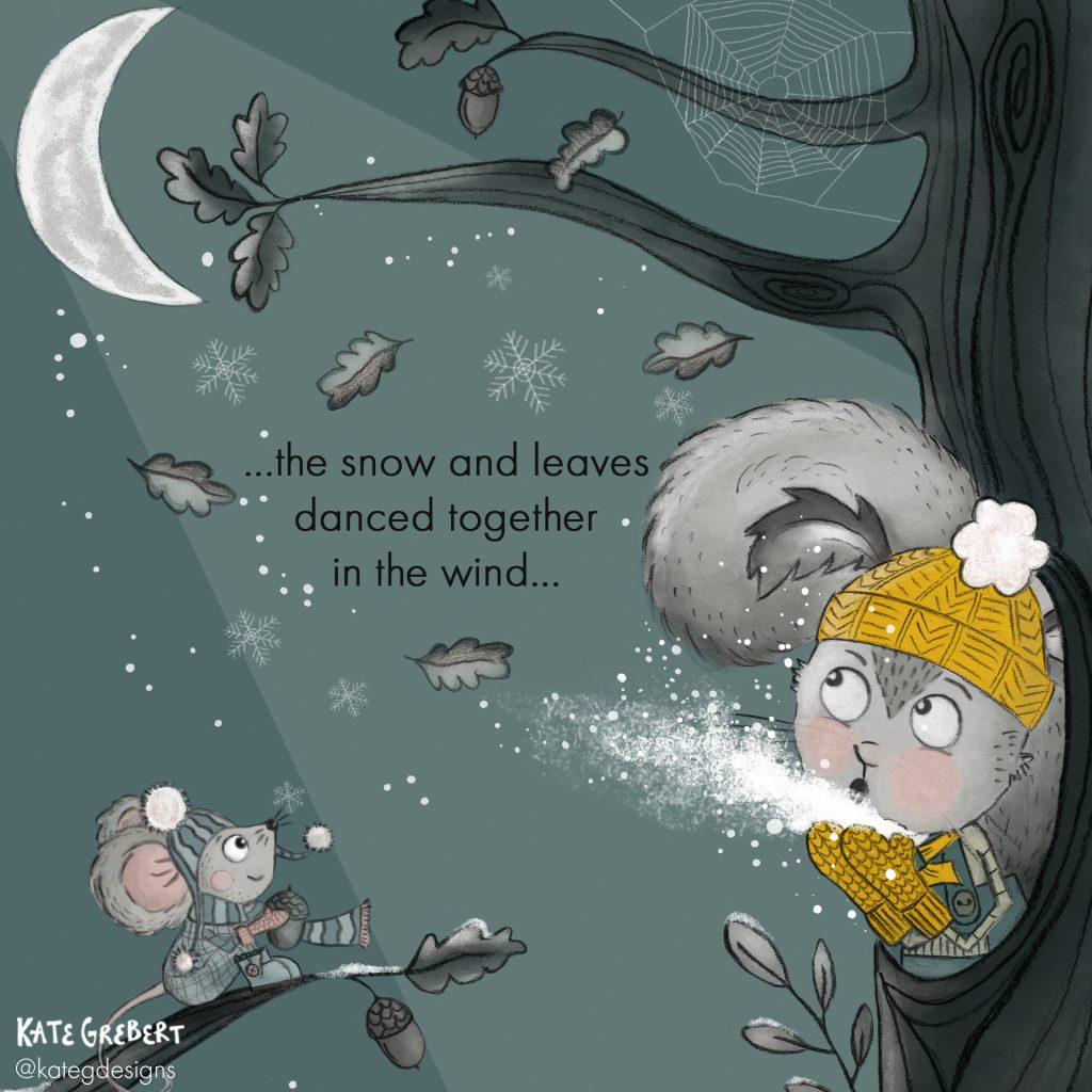 'Squirrel - Environment' by Kate Grebert