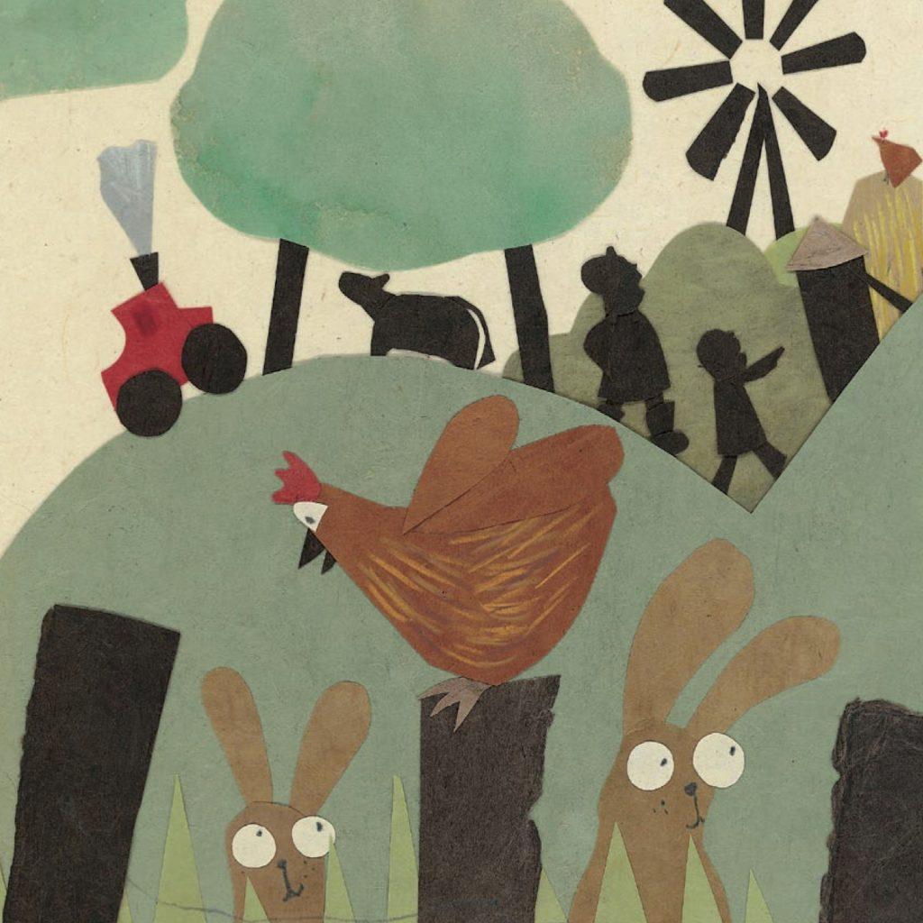 'The Farm' by Kylie Dunstan