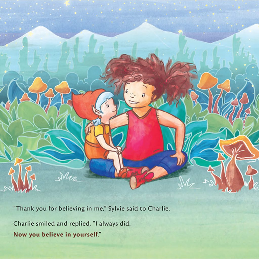 'Charlie's Tales' Pretty Foundation by Laura Stitzel