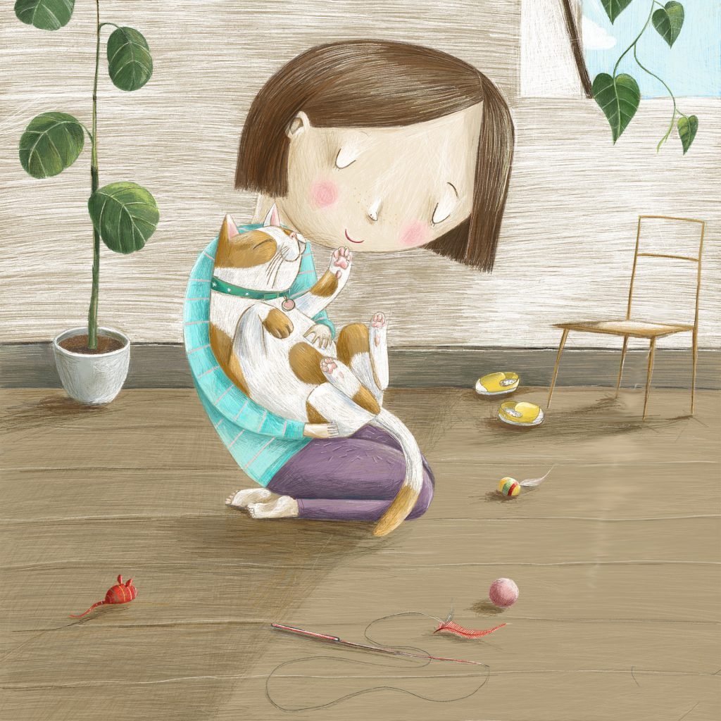 'Furever Friend' by Lisa Coutts