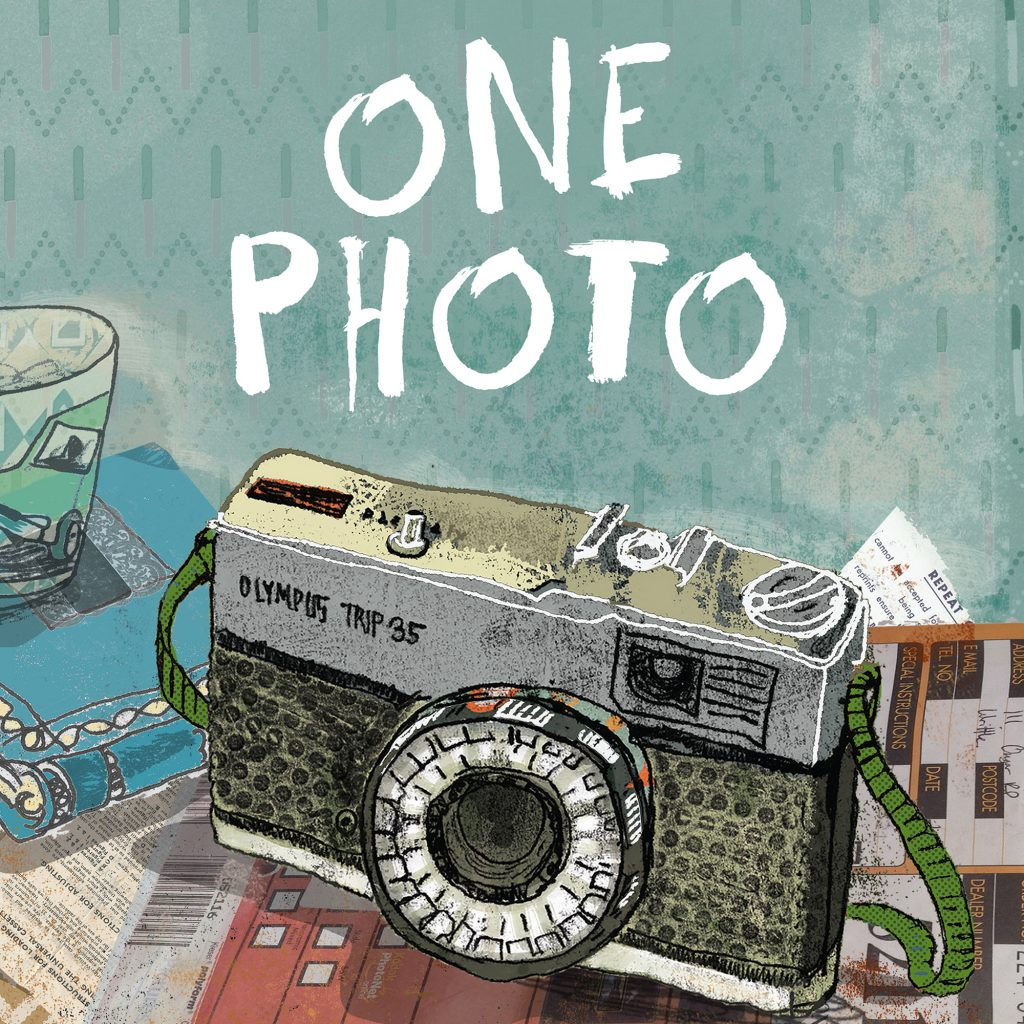 One Photo Cover Liz Anelli