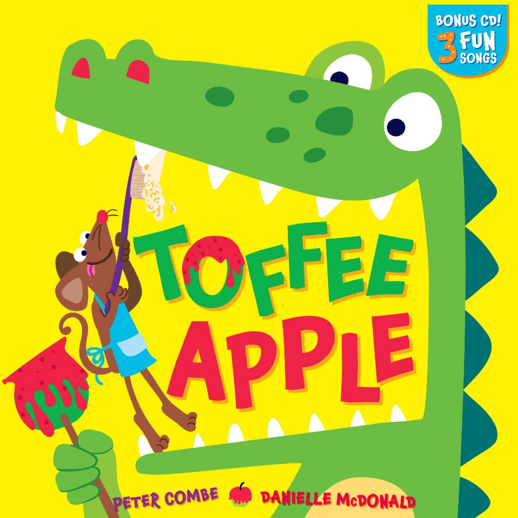 'Toffee Apple' by Danielle McDonald