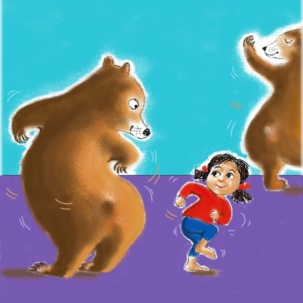 Boogie with the Bears by Julia Wakefield