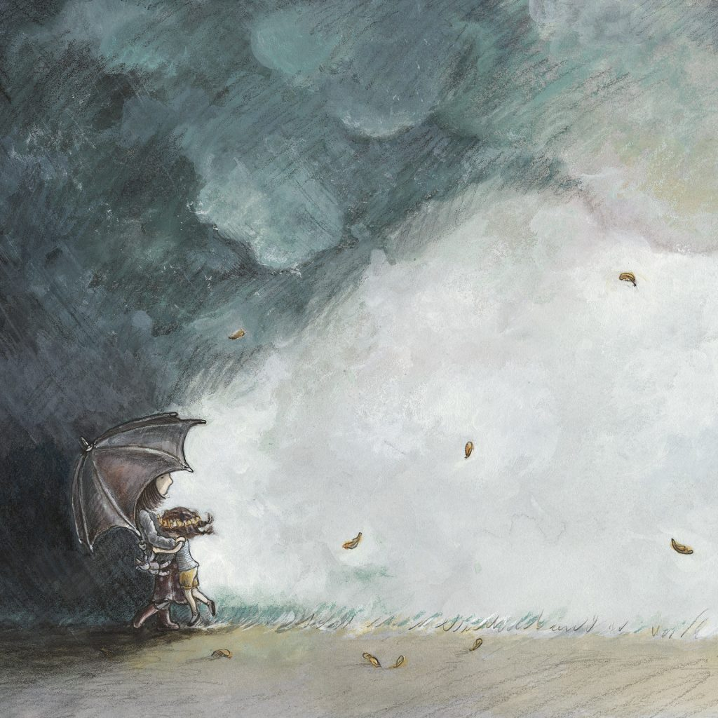 'The Storm' by Nicky Johnston