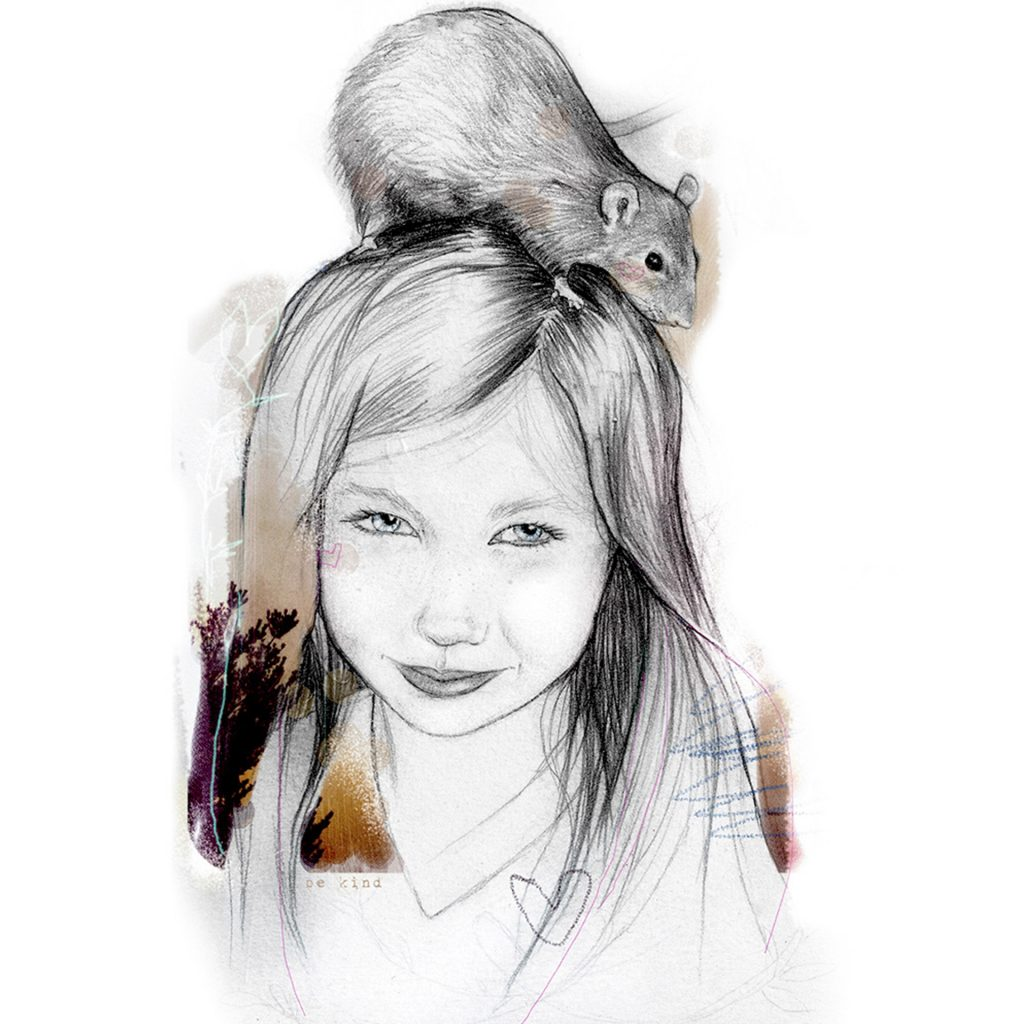 'Rat Girl' by Rachel Gregg