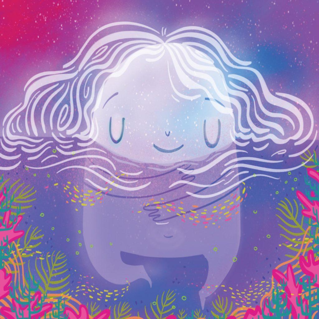 Hilda Dreamed by Samantha Hughes