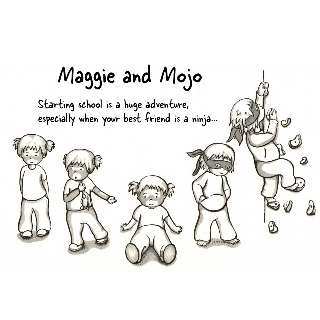 'Maggie and Mojo' by Sarah Davies
