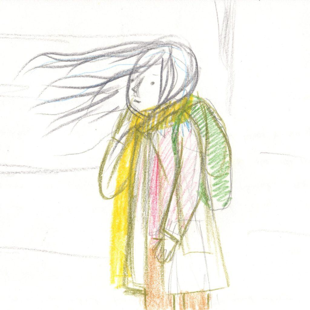 'Windy Day 1' by Michele Fazio