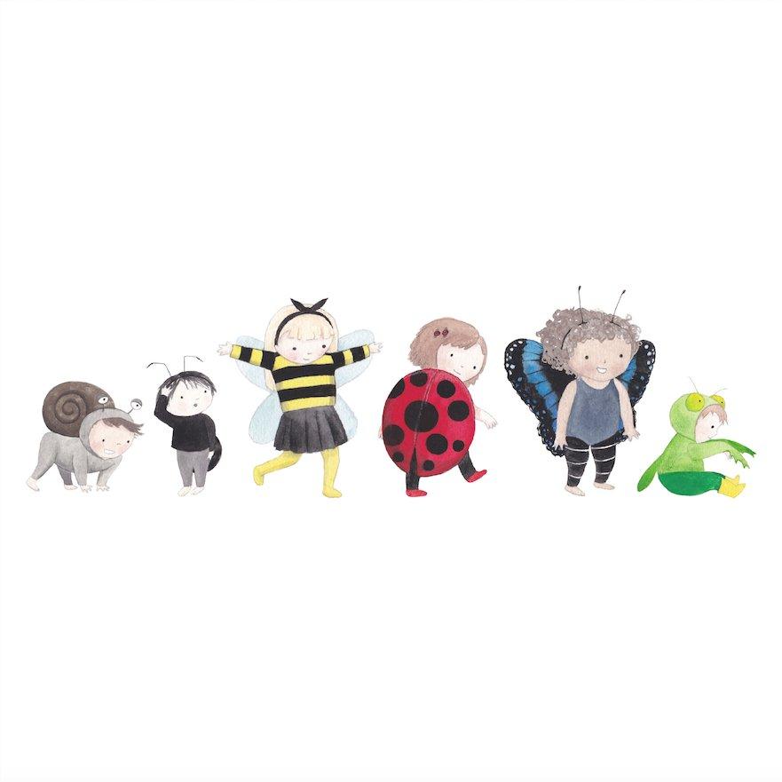 'Bug Babies' by Susannah Crispe