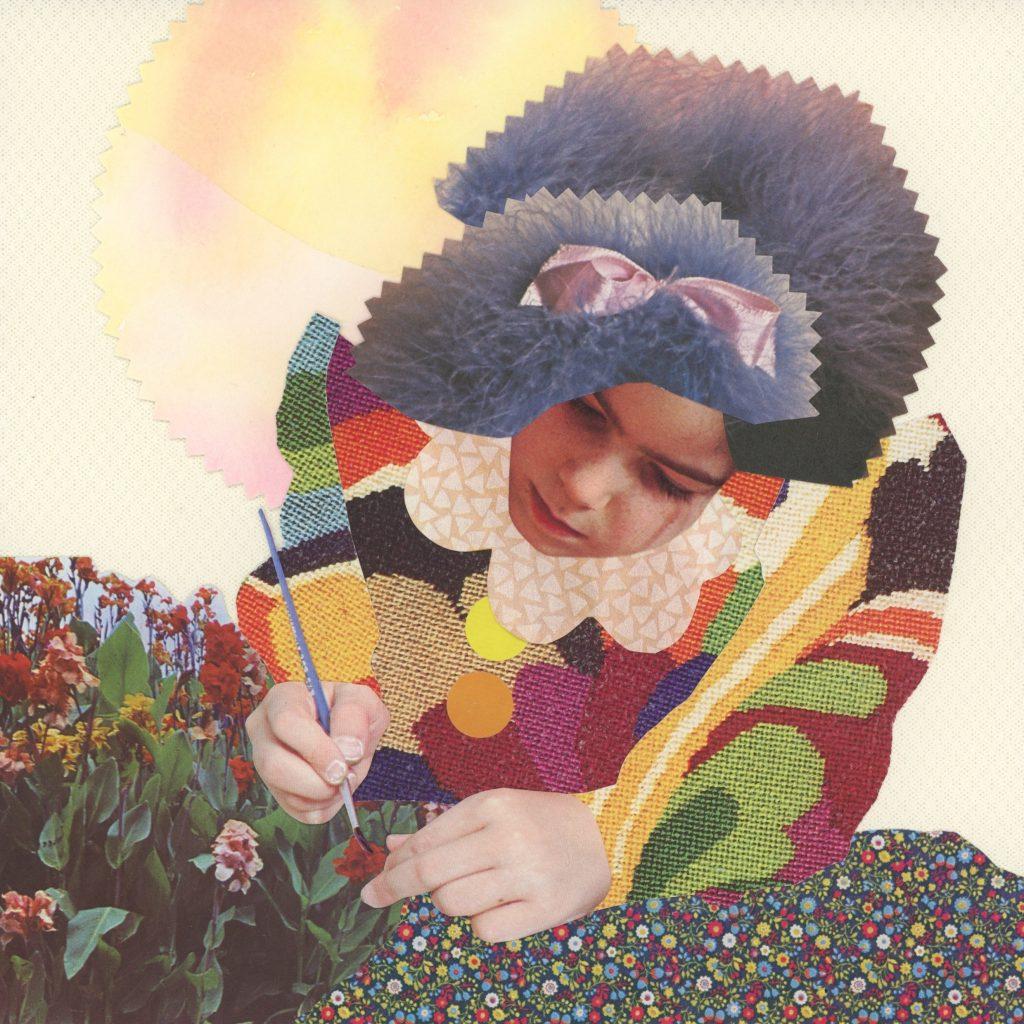 'Painter Girl' by Stephanie Hicks