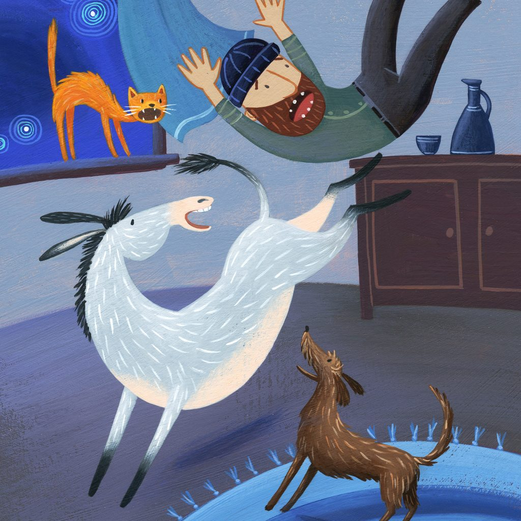 'The Bremen Town Musicians' by Tracie Grimwood